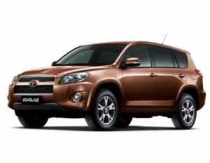 TOYOTA RAV 4/Long с 2006 по 2013г