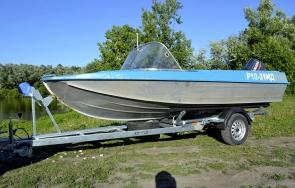 Для перевозки лодок и гидроцикла