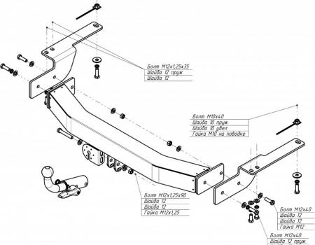 TOYOTA L.C. PRADO (J120/J150) (2002 - ...) / LEXUS GX (460/470) (...- 2014)