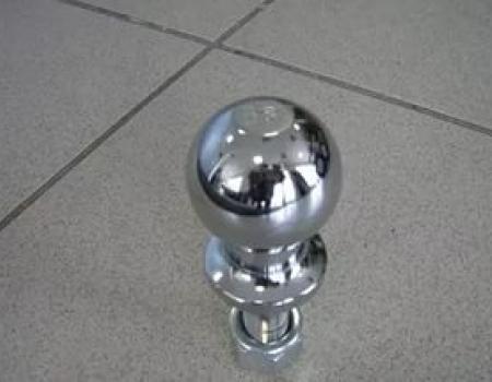 Шар фаркопа Е-19 хром