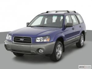 Subaru Forester 1997-2008