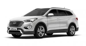 Hyundai Santa Fe 2012-2018, Hyundai Grand Santa Fe 2014-2018