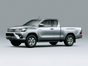 TOYOTA HILUX (4WD) 2015-...