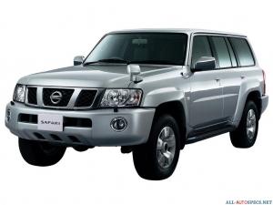 NISSAN PATROL (Y61) (внедорожник) 1997-2010 г.в. Для автомобилей выпущенных c 1997 по 2010