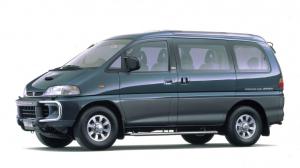 Mitsubishi Delica минивэн, 5 дверей, 1994-2006 гг.