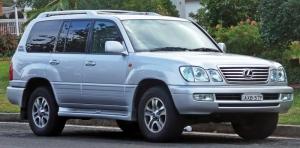 Lexus LX 470 1998-2007