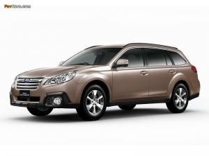Subaru Outback 2009/11-2015/03