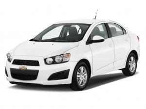 Chevrolet Aveo седан 2012-