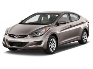 Hyundai Elantra 2012-2016