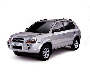 Hyundai Tucson 2004-2010 (кроме двигателя 2,7 л)