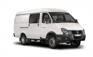 ГАЗ 2705 цельнометаллический фургон/микроавтобус 1995-