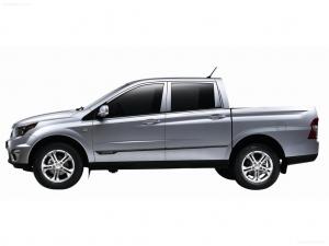SSANG YONG ACTYON SPORTS (QJ) 2006-... Для автомобилей выпущенных c 2006 по нв