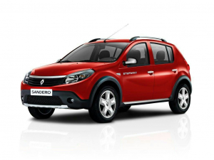 Renault Sandero Stepway 2008-2014