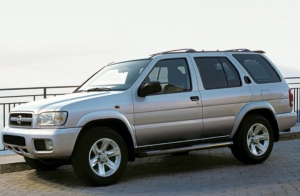 Nissan Pathfinder R50 1996-2004, Infiniti QX4 1996-2003
