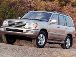 Toyota Land Cruiser 100 1998-2007, Lexus LX 470 1998-2007