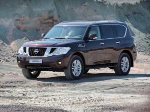Nissan Patrol Y62 2010-