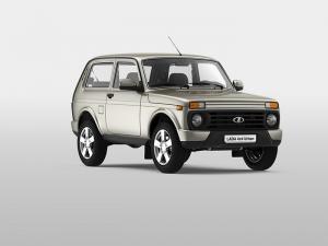 ВАЗ 2121, Lada URBAN (1977-2014, 2014-...)