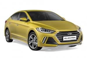 Hyundai Elantra VI 2016-2019, Elantra VI рестайл 2019-.