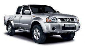 Nissan NP300 2008
