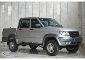 УАЗ Cargo пикап 2009-2015, 2015-, УАЗ Patriot пикап 2009-2015, 2015-.