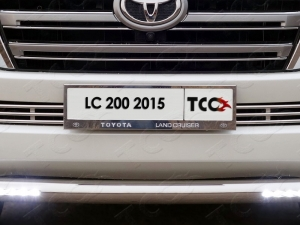 Рамки номерного знака Toyota