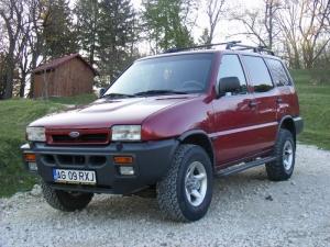 Ford Maverik 1993-2001