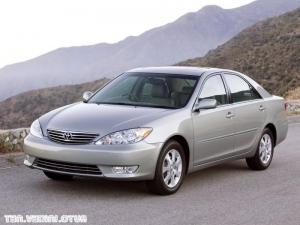 Toyota Camry седан 2002-2006