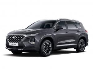 Hyundai Santa Fe 2018-.
