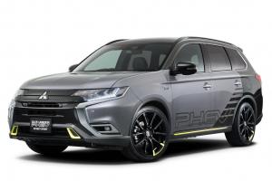 Mitsubishi Outlander 2012-2019, 2019-2021