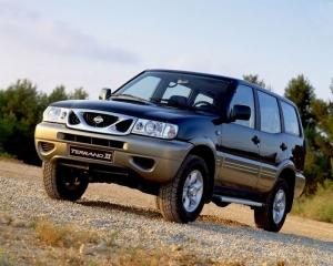 Nissan Terrano II 1993-2007 R(20)/Ford Maverik 1993-2001