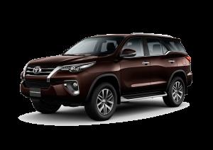 Toyota Fortuner 2016-