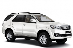 Toyota Fortuner 2005-