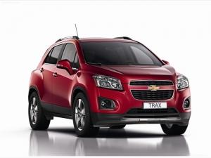 Opel Mokka 2012- / Chevrolet Tracker 2013-